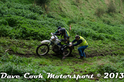 DSC_9806 - Clare Griffin; Yamaha XT225 Serow