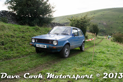 DSC_0029 - Ian and Alan Cundy; VW Golf