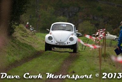 DSC_1109 - Nicola Butcher and Paul Bartleman; VW Beetle