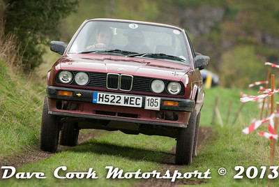 DSC_1258 - Matthew Facey and Hollie Wood; BMW 316