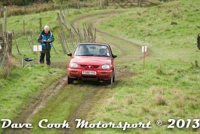 DSC_1177 - Peter Hodgkinson and Nicola Mitchell; Suzuki X-90