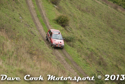 DSC_1253 - Phillip Childs and Andrew Richardson; Citroen Saxo