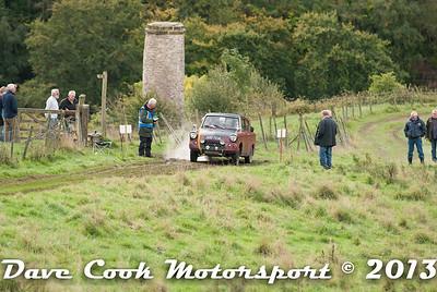 DSC_1185 - Michael and Jean Firminger; Ford Anglia 105E