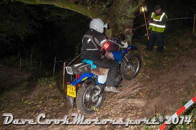 D30_7558 -  No. 40, Dave  Brown:  Class B Yamaha  TTR