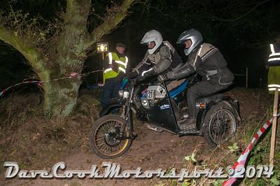 D30_7519 -  No. 21, Bernard  Wilson / Garry  Plummer:  Class D Yamaha  XT