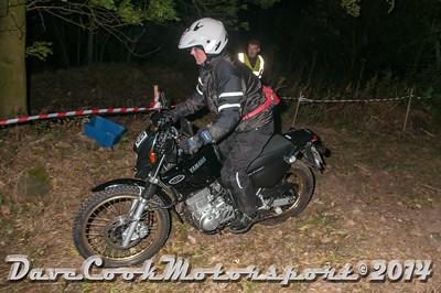 D30_7525 -  No. 19, Richard  Harvey:  Class C Yamaha  XT600E