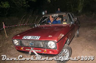 D30_7738 -  No. 133, Greg  Warren / Nigel  Sanders; Patrick Warren:  Class 3 Ford  Escort