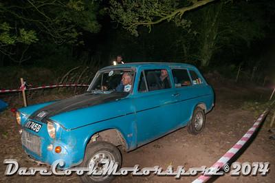 D30_7686 -  No. 107, Rex  Ward / Dave  Mason:  Class 3 Ford  Anglia Estate