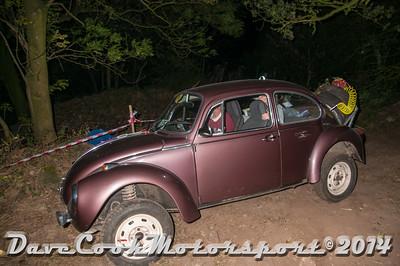 D30_7727 -  No. 135, Robert  and  Joy  Smith:  Class 6 VW  Beetle