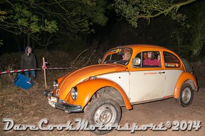D30_7747 -  No. 134, Caroline  Ugalde / Karen  Warren:  Class 6 VW  Beetle