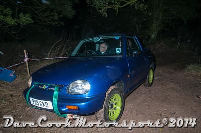 D30_7835 -  No. 517, Neville  Bowers / William  Petherbridge:  Class O Suzuki  X-90