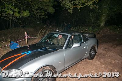 D30_7844 -  No. 522, Paul  Kavanagh /   TBA:  Class O Mazda  MX5