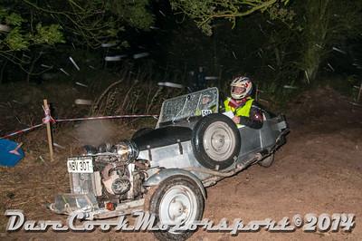 D30_7831 -  No. 510, Paul  Khambatta / Lydia  Cambata:  Class O Citroen  Three-wheeler