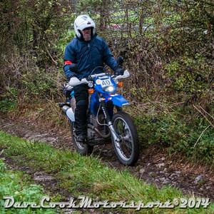 D30_8109 -  No. 40, Dave  Brown:  Class B Yamaha  TTR