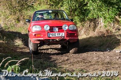 D30_8444 -  No. 157, Colin  Burrow / Martyn  Conway:  Class 5 Suzuki  X-90