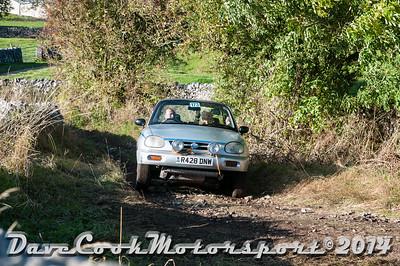 D30_8537 -  No. 173, Derek  Reynolds / Fred  Mills:  Class 5 Suzuki X-90