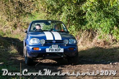 D30_8520 -  No. 169, Rob  Wells / Caroline  Tarry:  Class 5 Suzuki  X-90
