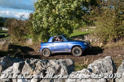D30_8522 -  No. 169, Rob  Wells / Caroline  Tarry:  Class 5 Suzuki  X-90