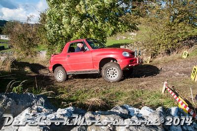D30_8445 -  No. 157, Colin  Burrow / Martyn  Conway:  Class 5 Suzuki  X-90