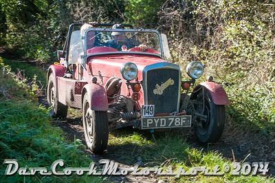 D30_8384 -  No. 149, Simon  Oates / John  Werren:  Class 8 Triumph  Torum