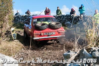 D30_8415 -  No. 137, Dick  and  Richard  Bolt:  Class 3 Ford  Escort