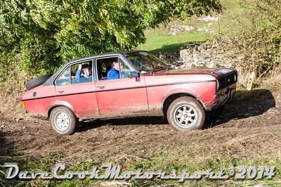 D30_8459 -  No. 133, Greg  Warren / Nigel  Sanders; Patrick Warren:  Class 3 Ford  Escort