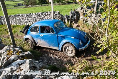 D30_8406 -  No. 164, Richard  Peck / Paul  Gregory:  Class 6 VW  Beetle