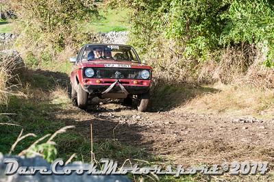 D30_8457 -  No. 133, Greg  Warren / Nigel  Sanders; Patrick Warren:  Class 3 Ford  Escort