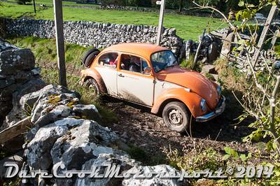 D30_8401 -  No. 134, Caroline  Ugalde / Karen  Warren:  Class 6 VW  Beetle