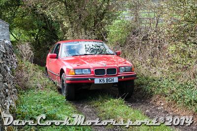 D30_8244 -  No. 108, Brian  and  Alex  Hampson:  Class 3 BMW  Compact