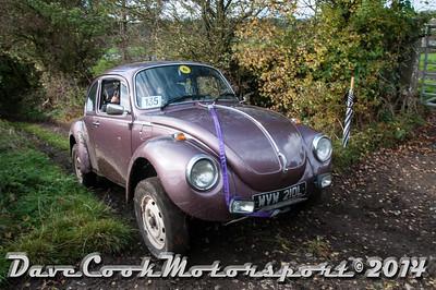 D30_8284 -  No. 135, Robert  and  Joy  Smith:  Class 6 VW  Beetle