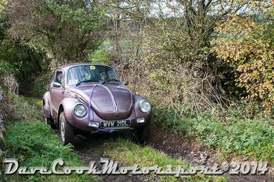 D30_8283 -  No. 135, Robert  and  Joy  Smith:  Class 6 VW  Beetle