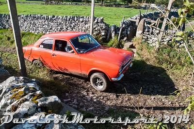 D30_8412 -  No. 153, Emma  Wall / Mel  Ellis:  Class 3 Ford  Escort