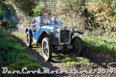 D30_8331 -  No. 140, Andrew  Crocker / Daz  Hillier:  Class 2 Austin  7