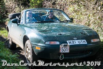 D30_8338 -  No. 531, Nigel  Jones / Dave  Hunt:  Class O Mazda  MX5
