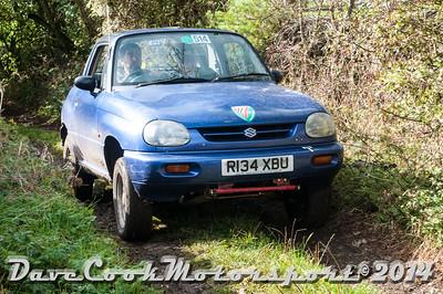 D30_8294 -  No. 514, Clive  Cooke / Syd  Mark:  Class O Suzuki  X-90