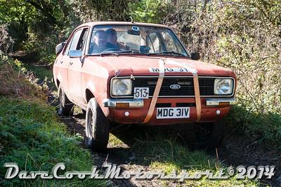 D30_8368 -  No. 513, Neil  Bray / David  Home:  Class O Ford  Escort