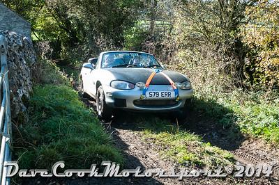 D30_8385 -  No. 522, Paul  Kavanagh /   TBA:  Class O Mazda  MX5