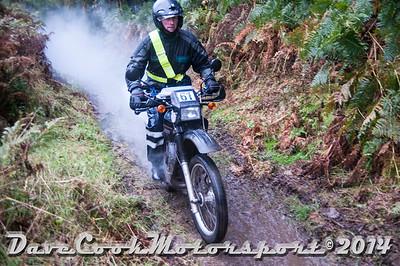 D30_7916 -  No. 61, Adrian  Bellew:  Class B Kawasaki  KMX