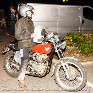 D72_4909 Start -   No. 41, Joe Stollery:  Class A Triumph 6T