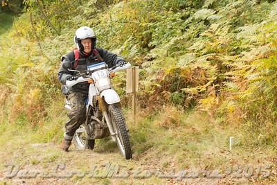 D72_5426 Clough Mine -   No. 13, Carl Kiddle:  Class B Yamaha Serow