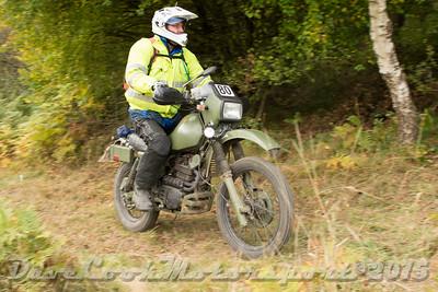 D72_5525 Clough Mine -   No. 80, Murray Dall:  Class B Harley Davidson MT350