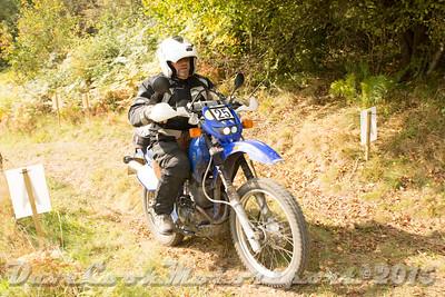 D72_5461 Clough Mine -   No. 25, Dave Brown:  Class B Yamaha TTR