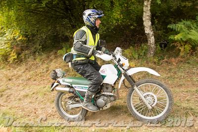 D72_5553 Clough Mine -   No. 77, Adrian Bellew:  Class B Yamaha Serow