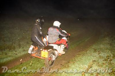 D72_5086 Calton -   No. 70, Tim Hawkins / Tracey Griffin:  Class D KTM