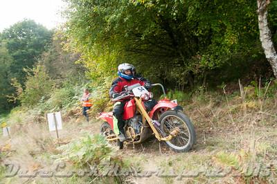 D30_6374 Clough Mine -   No. 54, Simon & Debbie Eddy:  Class D Honda XR