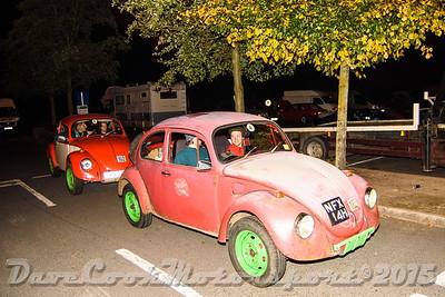 D72_4950 Start -   No. 163, Sam Lindsay / Max Plowman:  Class 4 VW Beetle
