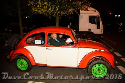 D72_4951 Start -   No. 162, Kevin Lindsay / James Padginton:  Class 6 VW Beetle