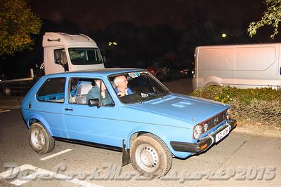 D72_4960 Start -   No. 118, Ian & Alan Cundy:  Class 1 VW Golf