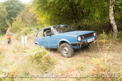 D72_5645 Clough Mine -   No. 118, Ian & Alan Cundy:  Class 1 VW Golf